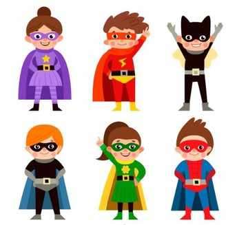 Super Hero Day - October 17