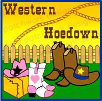 Hoedown Dance, January 31, 6:00-7:30 pm