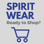 School Spirit Wear Available Online