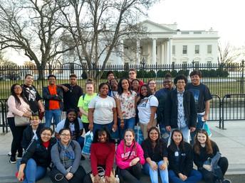 Seniors Visit Washington DC!