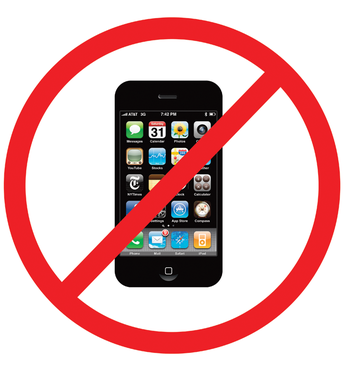 Cell Phone and Personal Tech Devices Policy