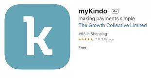 my-Kindo app for the school shop
