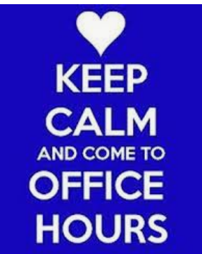 Ms. B's Student and Family Office Hours