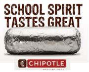Chipotle Dine Out Fundraiser