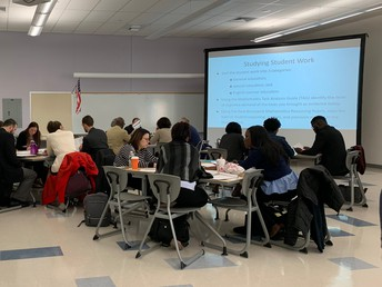 Vice Principals Engage in Learning to Support Math Instruction