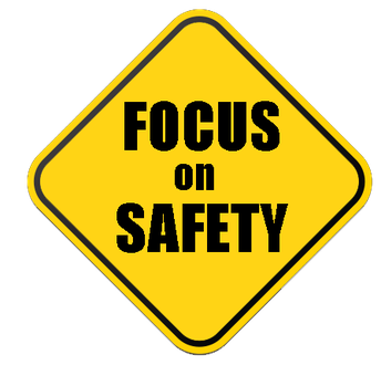 Campus Safety - School sites are closed to the community during the week.