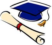 Senior Cap and Gown Graduation Information
