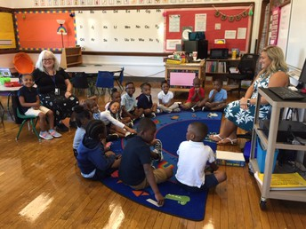 Ms. Willard's Kindergarteners