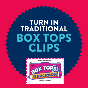Calling all Box Tops!