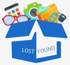 Lost and Found Clean Up!