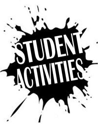 Student Activities November Newsletter Items