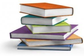 textbooks + supplies + materials