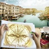 Navigating This Page