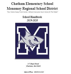 CES School Handbook 2019-2020