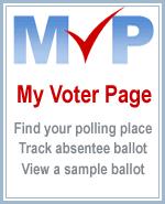 My Vote Page