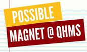CMS Student Assignment & School Options Plan:  Future Magnet Option for QHMS