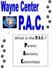 Wayne Center Parent Advisory Committee