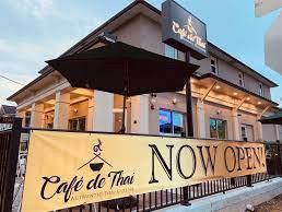Cafe de Thai- Kennett Square, PA