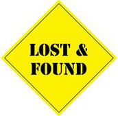 Lost and Found - Please label your child's items