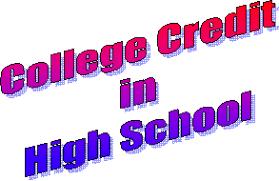 High School - Concurrent Enrollment