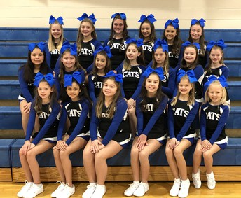 A-Team Cheerleaders