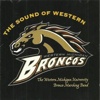 Western Michigan University BAND DAY!