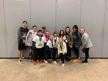 Eastside Students Complete Last Mile at Little Rockers Marathon