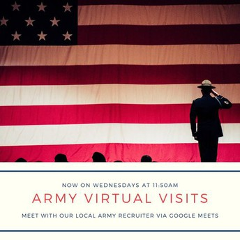 Army Virtual  Visits
