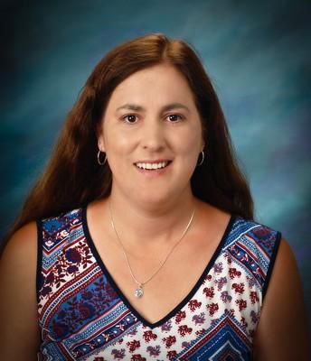 Mrs. Kellie Rushing, Special Education Teacher