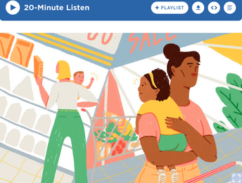 NPR Podcast: Talking Race with Young Children