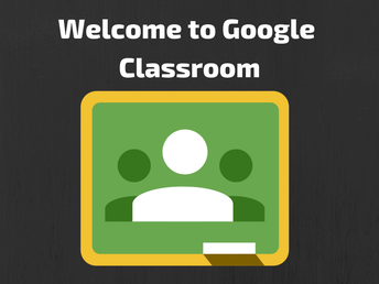 Accept Google Classroom Invites by Tuesday Morning