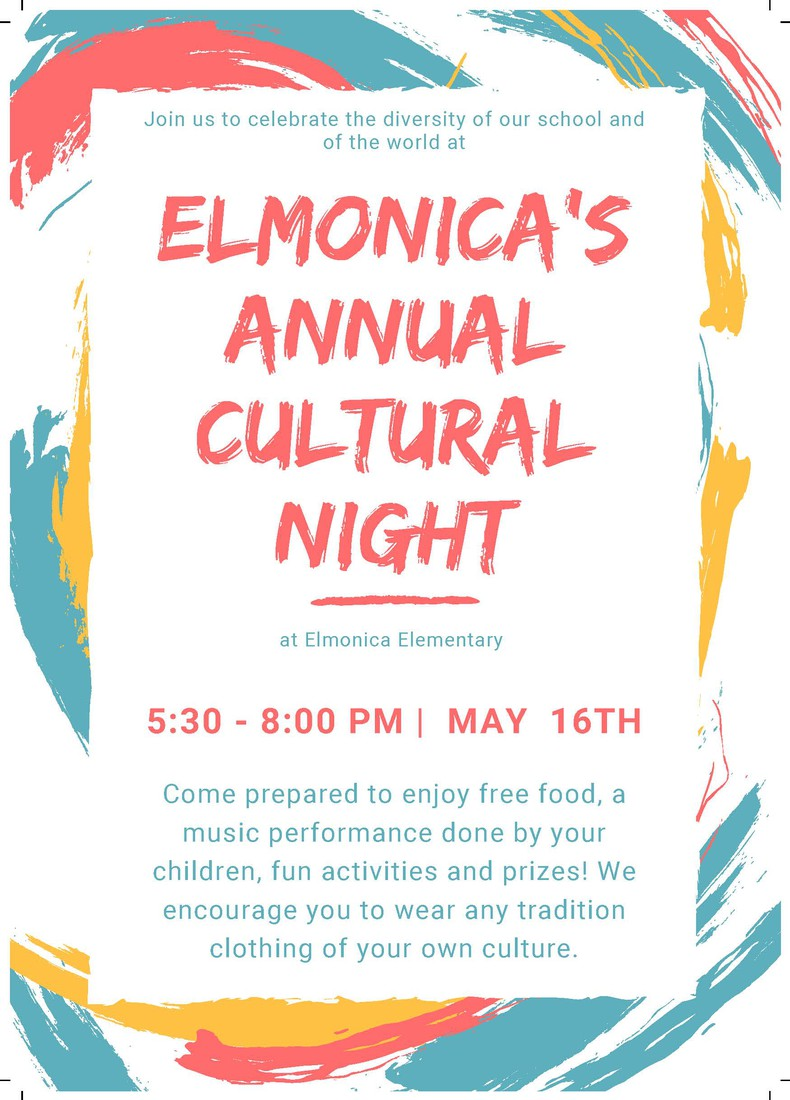 Elmonica Family Newsletter | Smore Newsletters for Education