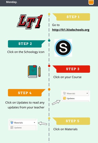 LTISD launches online learning
