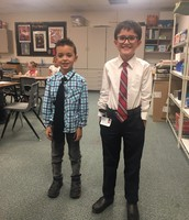 Students Dress like Teachers