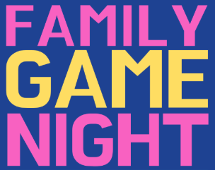 Mahanay Game Night is February 20th from 5:30-7:00