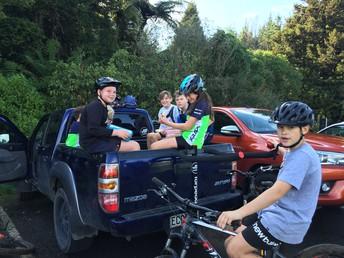Mountain Biking 'Bungee'