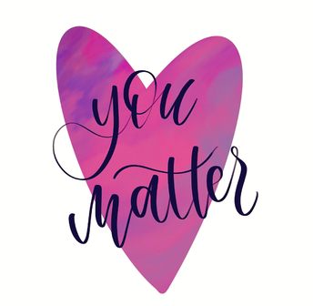 heart with you matter logo