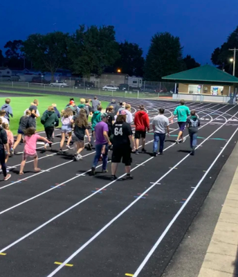 Homecoming 2020 Glow Run