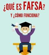 Solicitud Gratis para Ayuda Financiera Federal - FAFSA