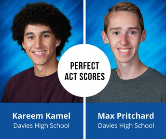 Students Earn Perfect ACT Scores