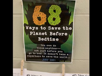 Den A is saving the planet!