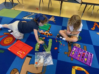 counting, sorting and patterns