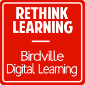 """Connect With Us for to """"Re-think Learning"""""""