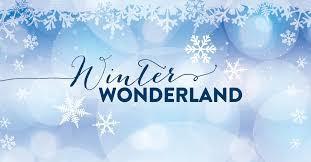 Winter Wonderland Week