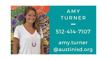 Amy Turner- 6th grade Counselor