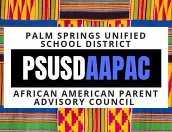 African American Parent Advisory Meetings (AAPAC)
