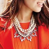 Starlet Statement Necklace