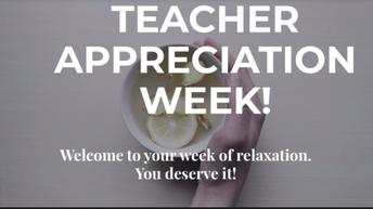 Unidos PTO shows appreciation for Teachers!