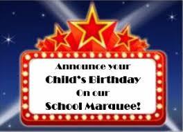 Birthday Fundraiser!