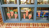 Creepy Carrots in the Library